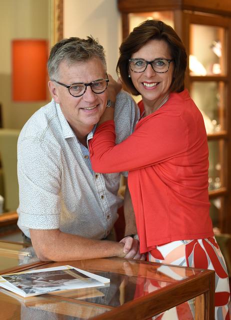 Herma en Wilfried van Circles Trouwringen