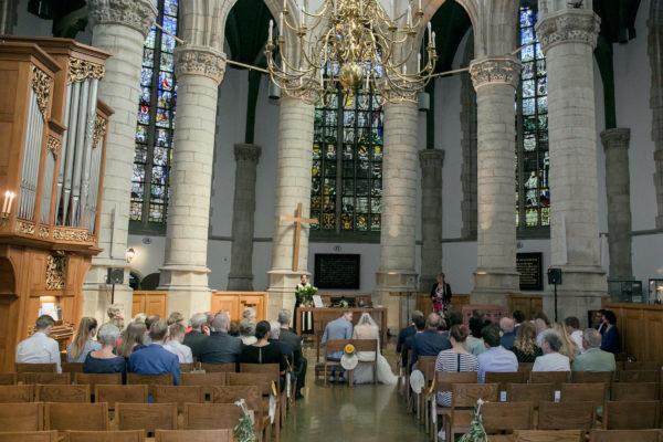 ceremonie Sint Jan Gouda