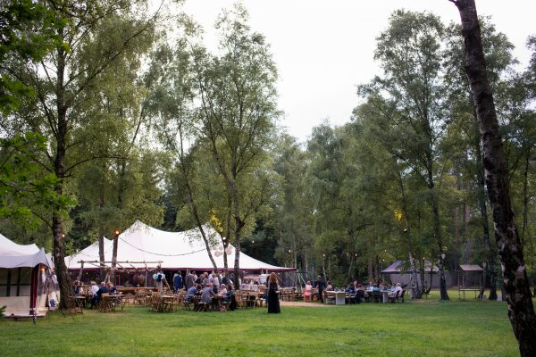Feel Good TentEvent Wedding Eve
