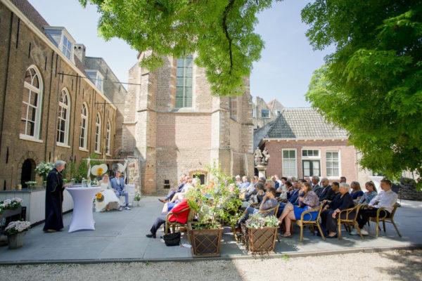 trouwen Museumcafe Gouda Wedding Eve