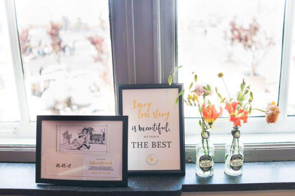 drukwerk bruiloft