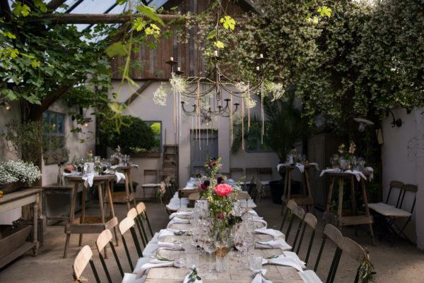 romantisch diner Domaine d'Heerstaayen