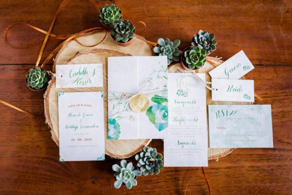hip drukwerk bruiloft Wedding Eve